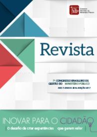 Revista - 7ª Congresso Brasileiro de Gestão do Ministério Público