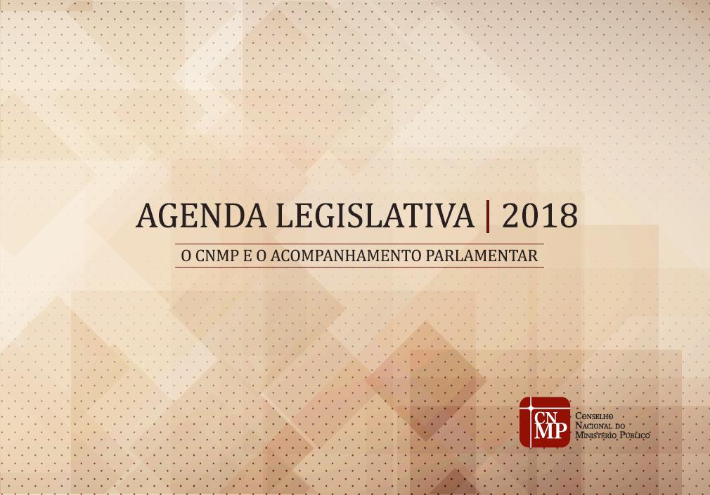 Agenda Legislativa 2018