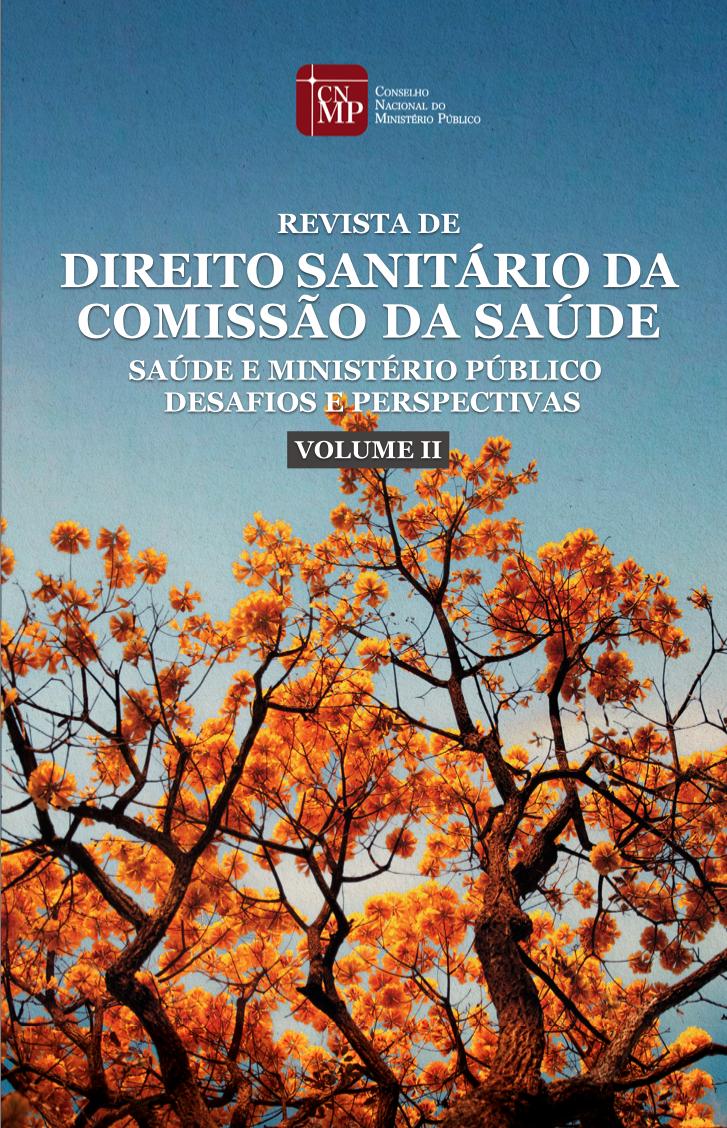 Revista de Direito Sanitário da Comissão da Saúde vol. II
