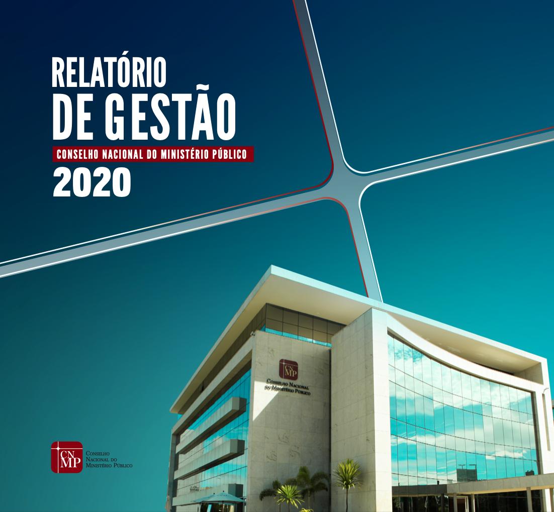 Relatório de Gestão 2020