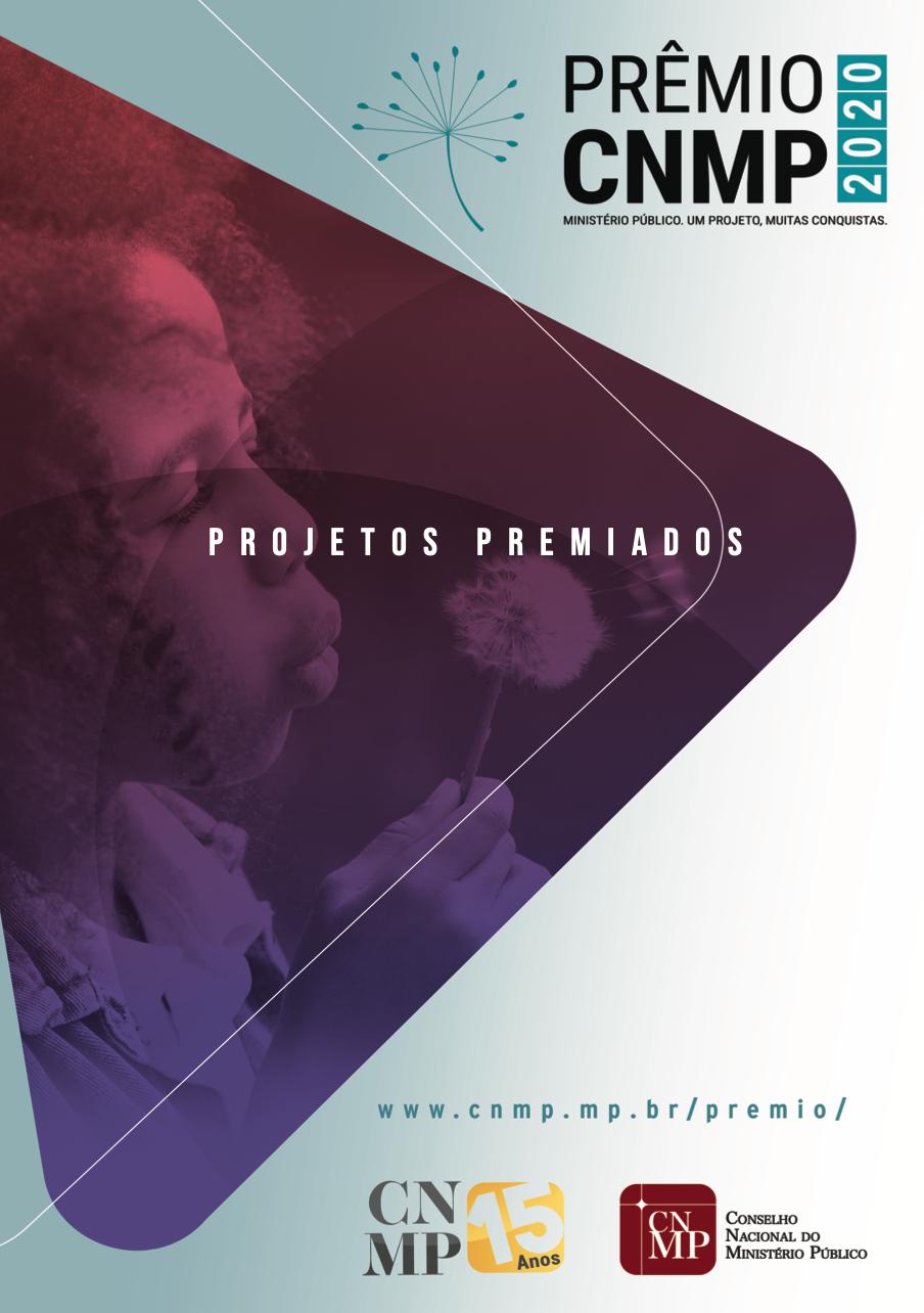 Prêmio CNMP 2020 - Projetos Premiados